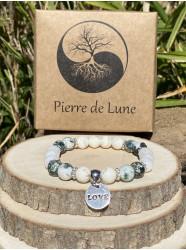 "Bracelet pierres ""..."