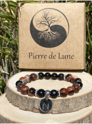 "Bracelet pierres ""Soleil..."