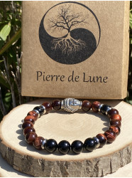 "Bracelet pierres "" Taureau..."