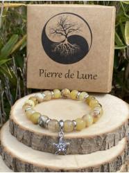 "Bracelet pierres "" Soleil..."