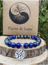"Bracelet pierres "" Bleue..."