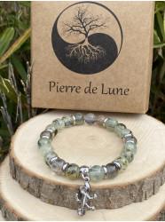"Bracelet pierres "" Esprit..."