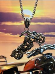 """Collier """" Biker Spirit """""""