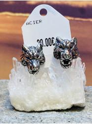 """Boucles d'oreilles """" Silver..."""