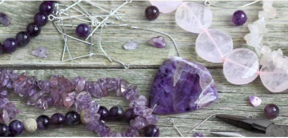Nos bijoux en pierres