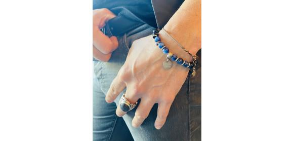 Nos bracelets en pierres