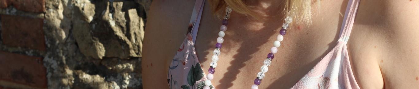 Bijoux en pierre véritable et naturelle